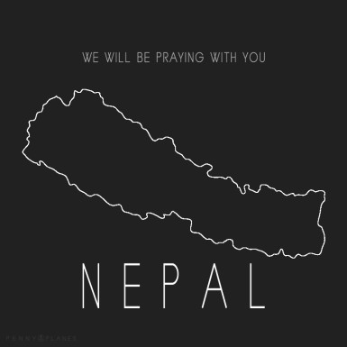 Pray For Nepal | Penny...