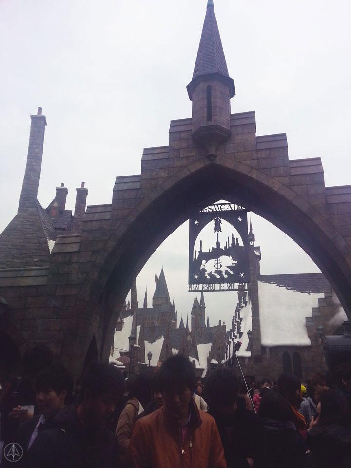 Universal Studios Japan Wizarding World of Harry Potter