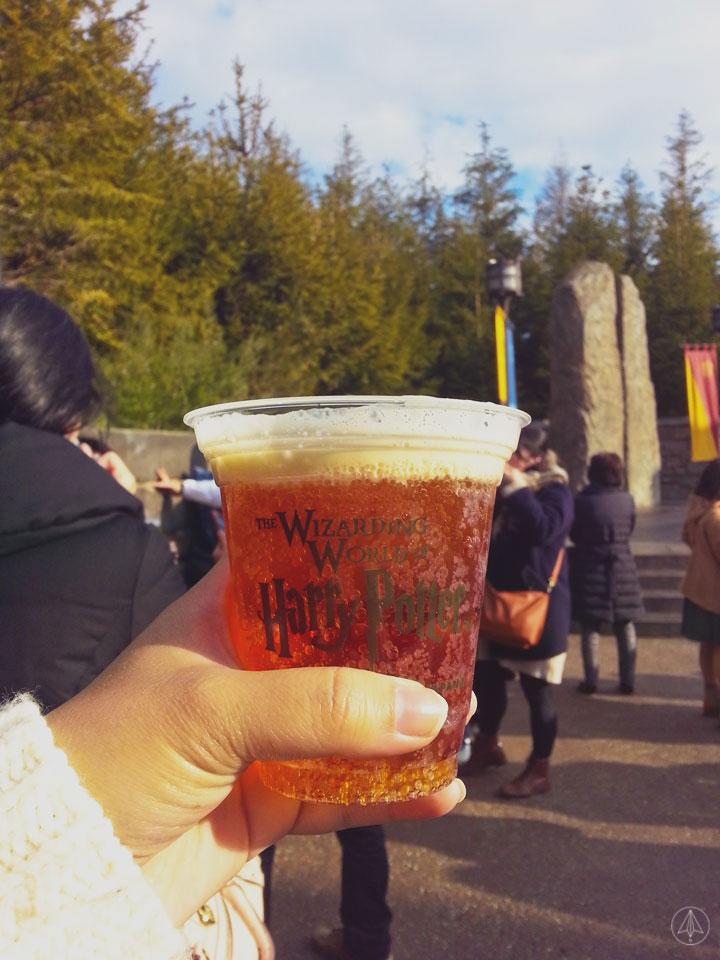Butter Beer Universal Studios Japan