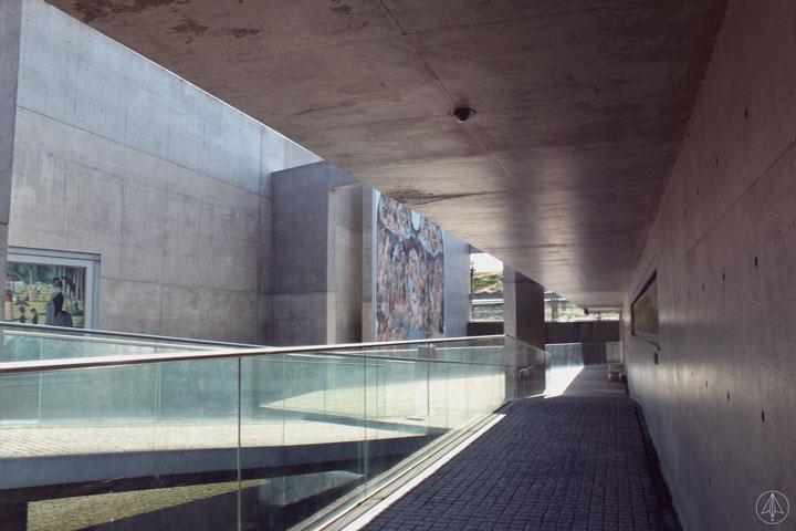 Bare concrete Finish