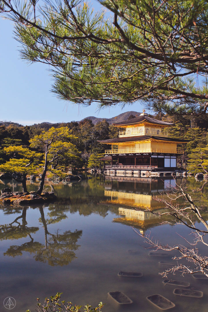 Golden Pavilion Japan