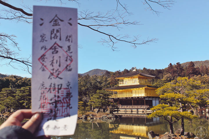 Golden Pavilion Ticket