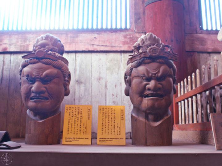 Buddha statue in Japan
