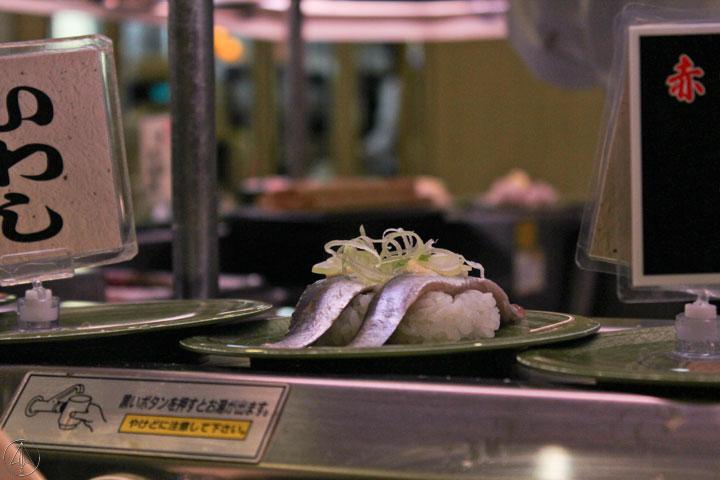 Sushi Conveyor belt Japan