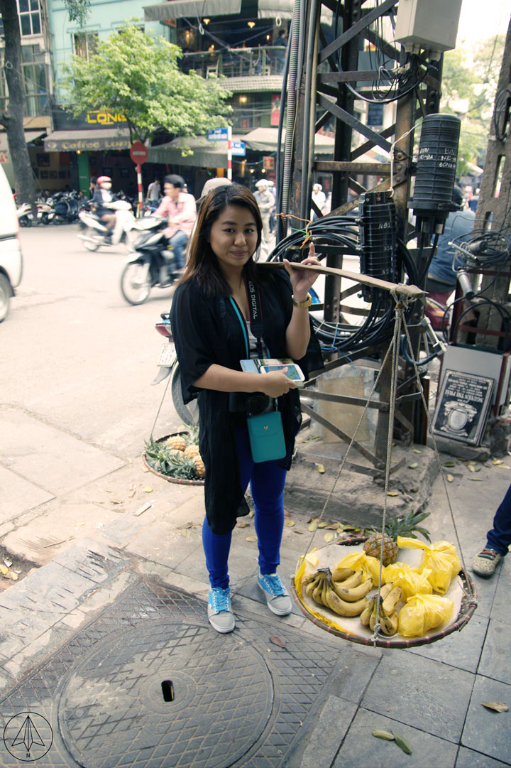 Old Quarter Hanoi Vietnam scam